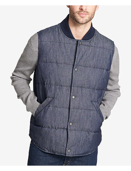 Men's Quilted Puffer Vest by Levi's
