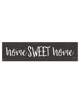 "Kindred Hearts 40""X10"" Sweet Home Shiplap Wall Sign by Kindred Hearts"
