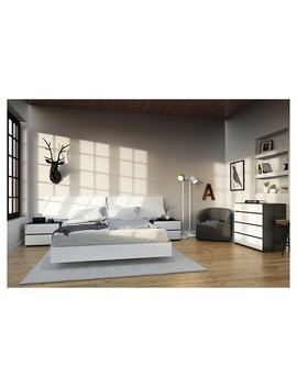 5 Piece Acapella Queen Size Bedroom Set   Nexera by Nexera