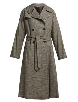 Topher Belted Trench Coat by Nili Lotan