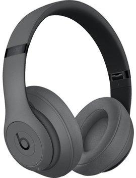 Beats Studio³ Wireless Headphones   Gray by Beats By Dr. Dre