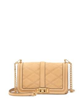 Love Leather Crossbody Bag by Rebecca Minkoff