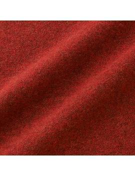 Damen U Pullover Aus Premium Lammwolle Mit Rundhalsausschnitt by Uniqlo