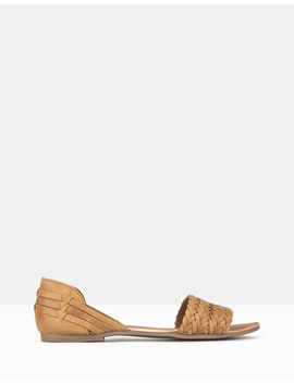Fiji Woven Leather D'orsay Sandals by Betts