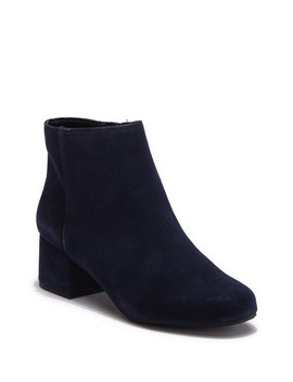 Rellie Suede Bootie by Kenneth Cole New York