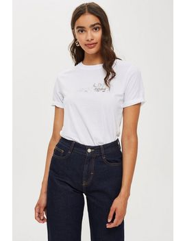 Petite London Co Ordinates T Shirt by Topshop