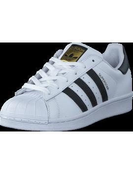 Superstar Jr White/Black by Adidas Originals