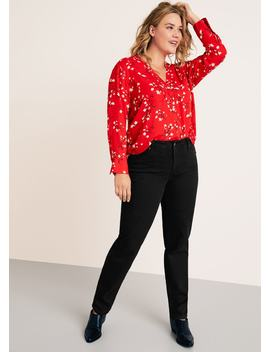 Ely Relaxed Jeans by Mango