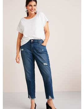 Claudia Girlfriend Jeans by Mango