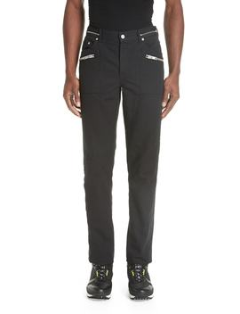 Biker Trousers by Givenchy