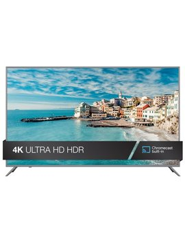"Jvc 65"" Class 4 K Ultra Hd (2160p) Hdr Smart Led Tv With Built In Chromecast (Lt 65 Ma875) by Jvc"