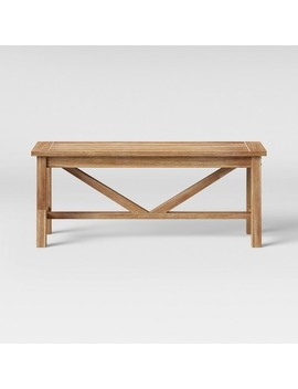 Wheaton Dining Bench   Threshold™ by Shop This Collection
