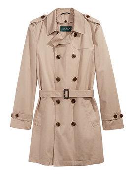 Big Boys Trench Coat by Lauren Ralph Lauren