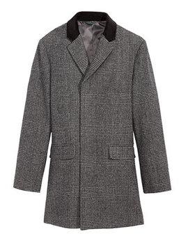 Big Boys Plaid Dress Coat by Lauren Ralph Lauren