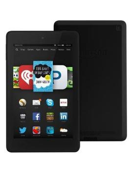 "Amazon Fire Hd 6 6"" Tablet   Black W/ 1 Gb Ram & Fire Os 4 by Amazon.Com"