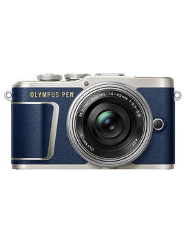 "Olympus Pen E Pl9 Compact System Camera With 14 42mm Ez Lens, 4 K Ultra Hd, 16.1 Mp, Wi Fi, Bluetooth, 3"" Tiltable Lcd Touch Screen by Olympus"