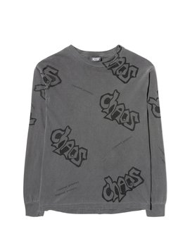 Chaos L/S Tee by Ignored Prayers