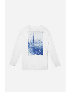 Tim Barber Dead End Long Sleeve T‑Shirt White           Tim Barber Tongue Out T Shirt   White              Tim Barber Frogs T Shirt   White              Tim Barber Rose Long Sleeve T Shirt   White by Saturdays Nyc
