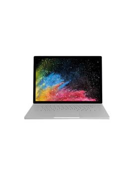 "Microsoft Surface Book 2, Intel Core I7, 16 Gb Ram, 1 Tb Ssd, 15"", Pixel Sense Display, Ge Force Gtx 1060, Silver by Microsoft"