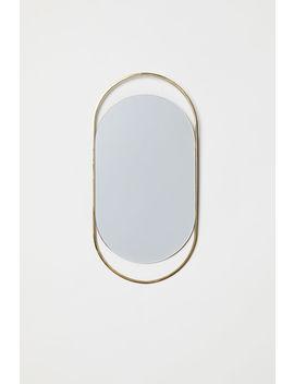 Oglindă Ovală by H&M