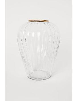Vază Canelată by H&M