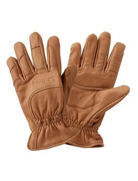 Men's Deerskin Gloves by L.L.Bean