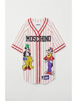 Robe Façon Maillot De Baseball by H&M