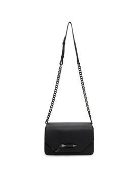 Black Cortney Shoulder Bag by Mackage