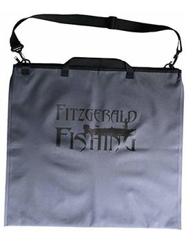 Fitzgerald Fishing Tournament Weigh In Fish Bag   Heavy Duty Fish Bags That Transport Fish Safely, Are Leak And Rip Resistant, Include Zipper Closure by Fitzgerald Fishing