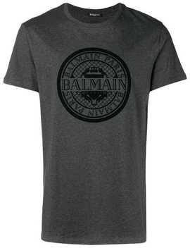 Printed T Shirt by Balmain