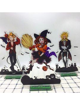 Anime My Hero Academia Boku No Hiro Akademia Acrylic Stand Model Toys Action Figure Pendant Toy Gift by Mollygan
