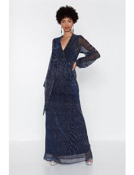 Night Sky Maxi Dress by Nasty Gal
