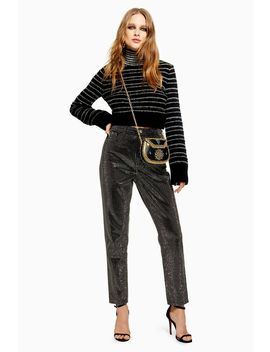 Pinstud Mom Jeans by Topshop