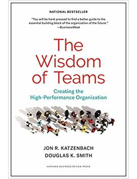 The Wisdom Of Teams: Creating The High Performance Organization by Jon R. Katzenbach