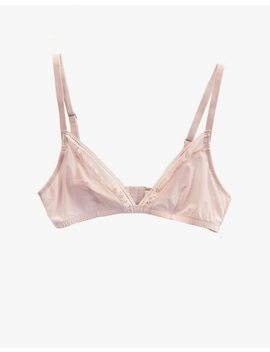 The Great Eros® Sonata Bralette In Putty by Madewell