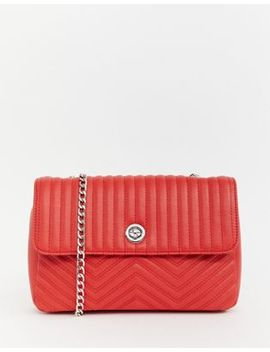 Pull&Bear Quilted Crossbody Bag by Pull&Bear
