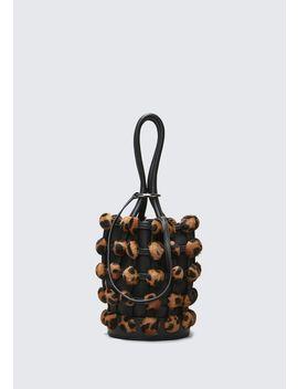Caged Roxy Mini Bucket by Alexander Wang