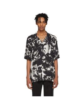 Black & White Resort Troppo Shirt by Ksubi