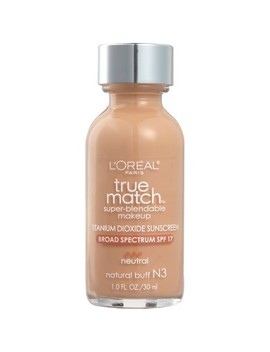 L'oreal® Paris True Match Super Blendable Makeup   Light Shades   1.0 Fl Oz by L'oreal Paris