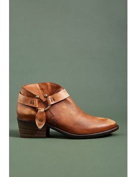 Veracruz Western Buckle Booties by Veracruz Footwear