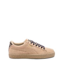 Suede Wild Ctr Sneaker by Puma