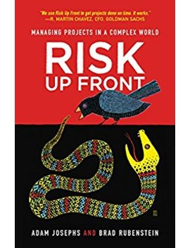 Risk Up Front: Managing Projects In A Complex World by Adam Josephs