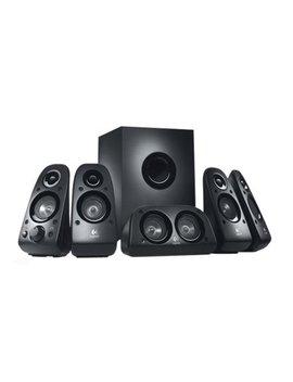 Logitech Surround Sound 5.1 Speakers Z506 by Logitech