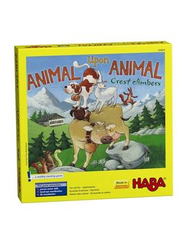 Haba Animal Upon Animal Crest Climbers Stacking Game by Kohl's