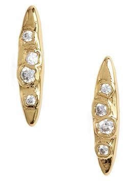 Collette Marquise Stud Earrings by Gorjana