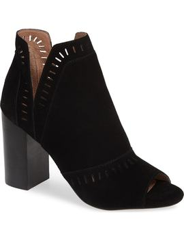 Open Toe Bootie by Halogen®