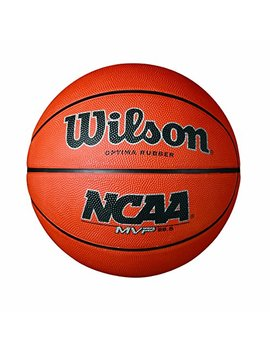 Wilson Ncaa Mvp Rubber Basketball by Wilson