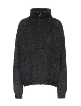 Cyclan Mohair Blend Sweater by Isabel Marant, Étoile