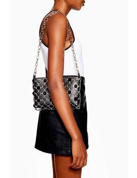 Jewel Chain Shoulder Bag by Topshop