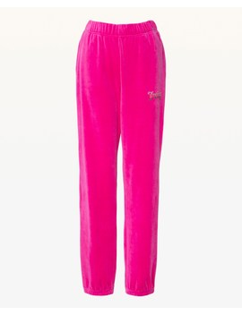Ombré Stud Juicy Velour Pant by Juicy Couture